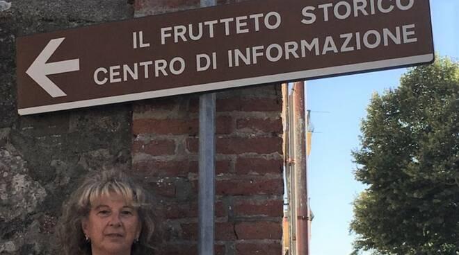 Lia Bonacchi frutteto storico