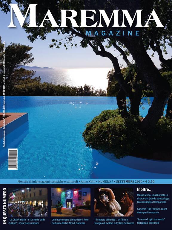 maremma magazine settembre 2020