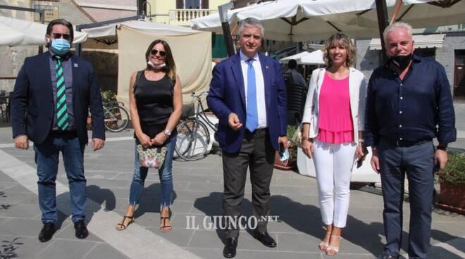 Massimo Mallegni campagna elettorale