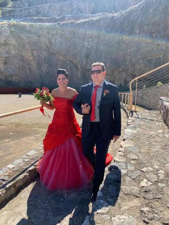 Matrimonio Teatro delle Rocce 2020