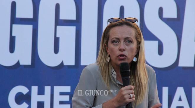 Meloni Fratelli d'Italia 2020
