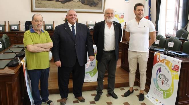 Presentazione campionati italiani Gr 2020