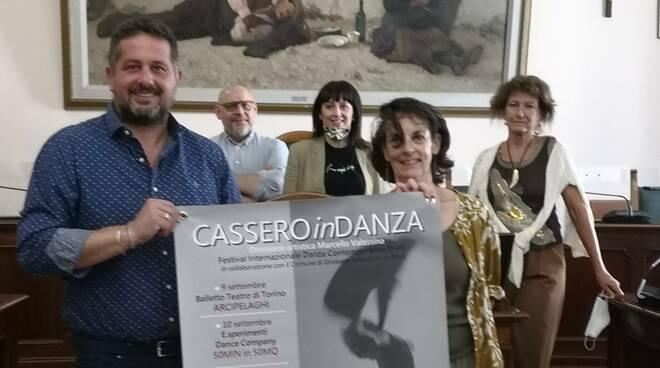 presentazione Cassero in danza 2020