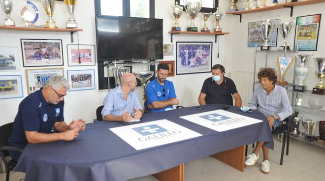 Presentazione mister Silva e Montigel 2020