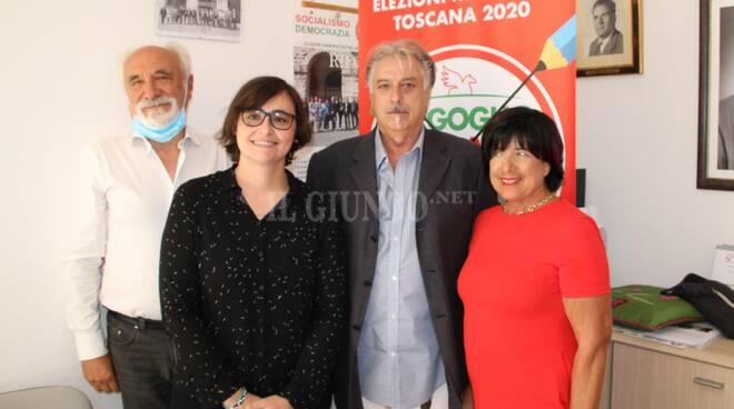 Candidati Orgoglio Toscana