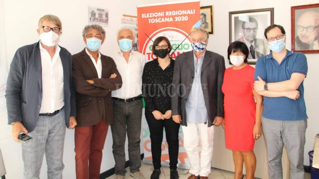 Presentazione candidati Orgoglio Toscana