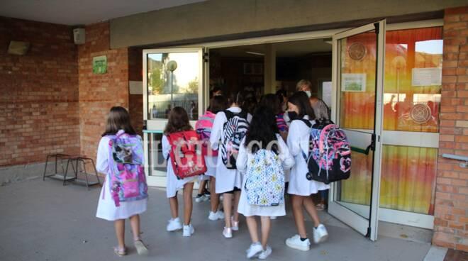 primo giorno di scuola 2020