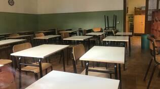 scuola classe aula distanziamento
