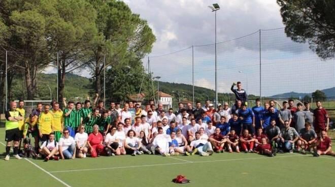 torneo di beneficenza di calcio a cinque bivio ravi