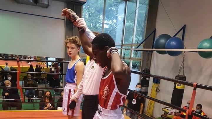 Vincelli D'Alfonso - Fight Gym