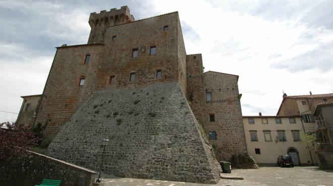 Arcidosso castello Aldobrandesco