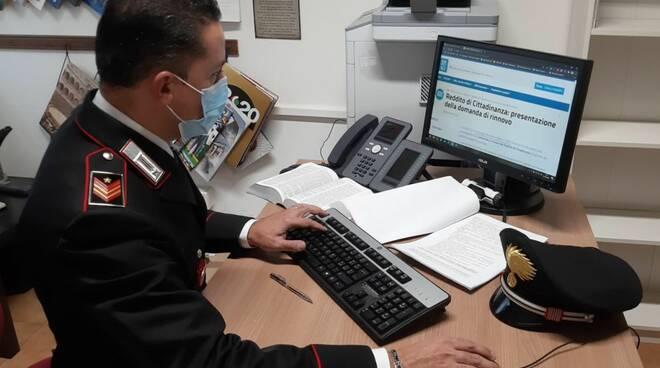 carabinieri computer