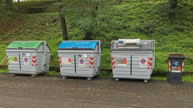 cassonetti intelligenti - rifiuti - raccolta differenziata