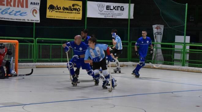 Hc Castiglione vs Matera - Serie A2 2020
