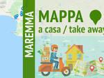 Mappa casa take away