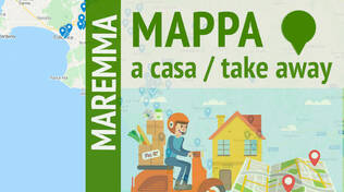 Mappa casa take away