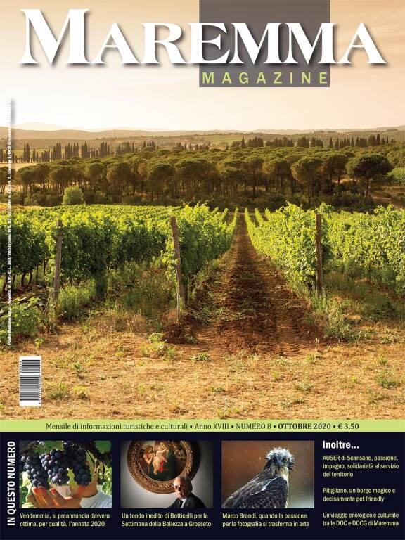 maremma magazine ottobre 2020