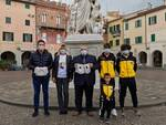 Pattinatori Maremmani con Vivarelli Colonna