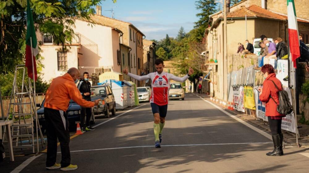 Scalata Peruzzo - Bartalucci Lembo 2020