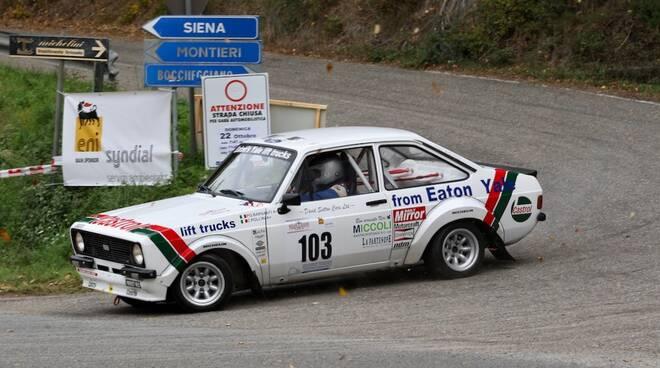 Trofeo Maremma - auto storiche