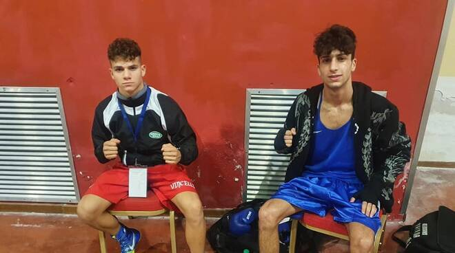 Vincelli e Hudorovich - Fight Gym