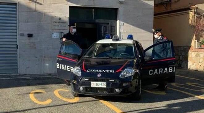 carabinieri fonteblanda