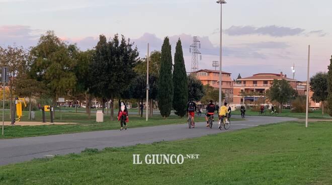 Parco via Giotto 2020