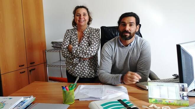 Federico Mazzarello e Sandra Mucciarini