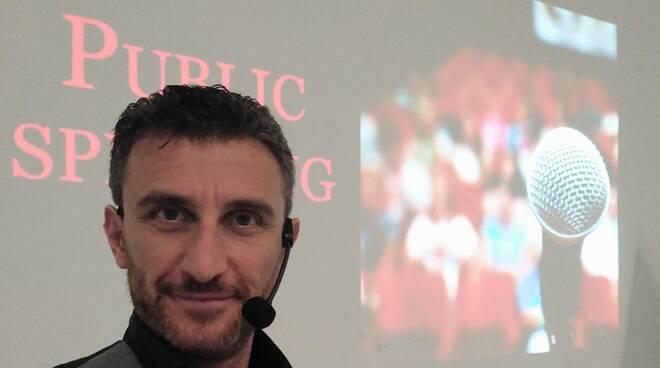 giacomo moscato public speaking