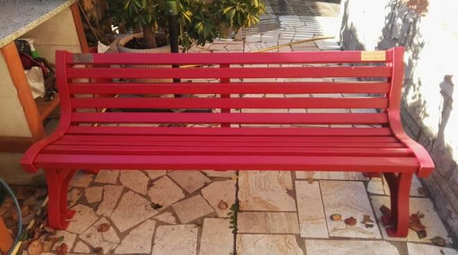 panchina rossa capalbio
