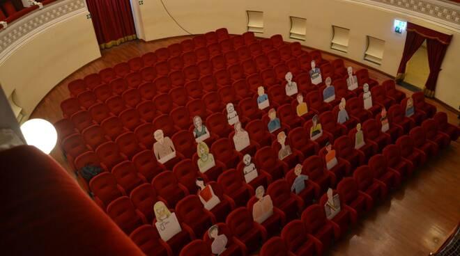 sagome teatro