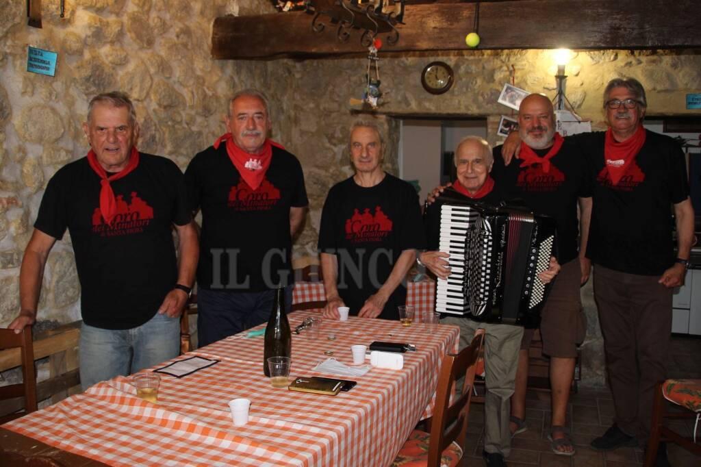 Coro dei Minatori Santa Fiora