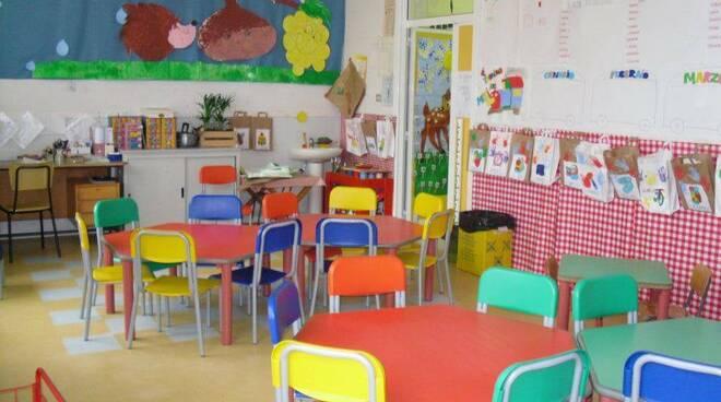 scuola materna Ribolla