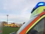 ambulanza Misericordia Manciano