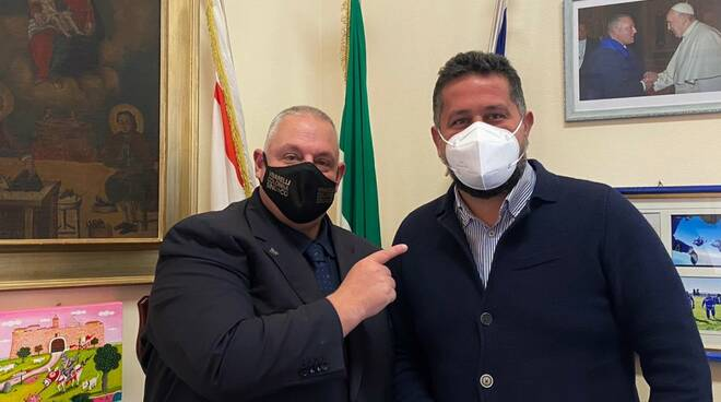 Antonfrancesco Vivarelli Colonna e luca agresti