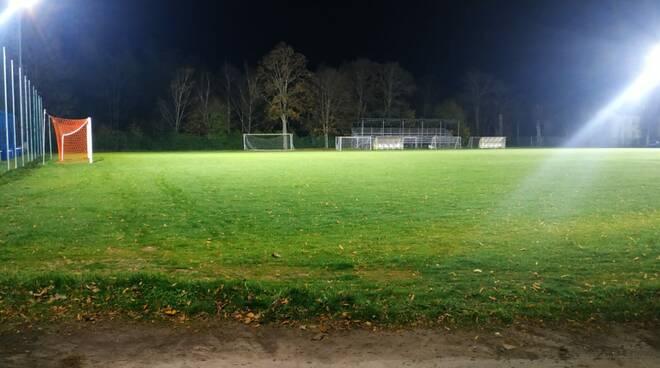 campo sportivo s.f