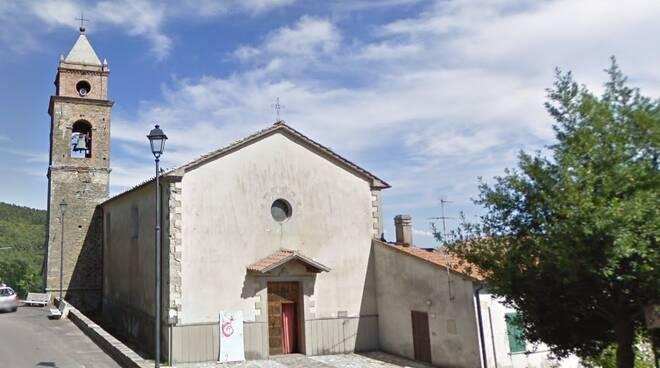 Chiesa di Sant'Andrea apostolo Tirli