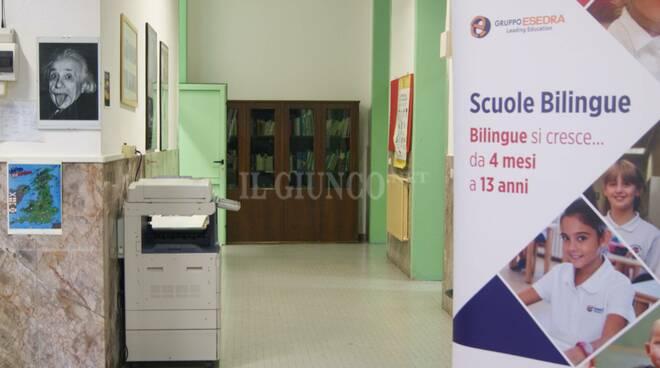 Esedra - presentazione delle scuole bilingue