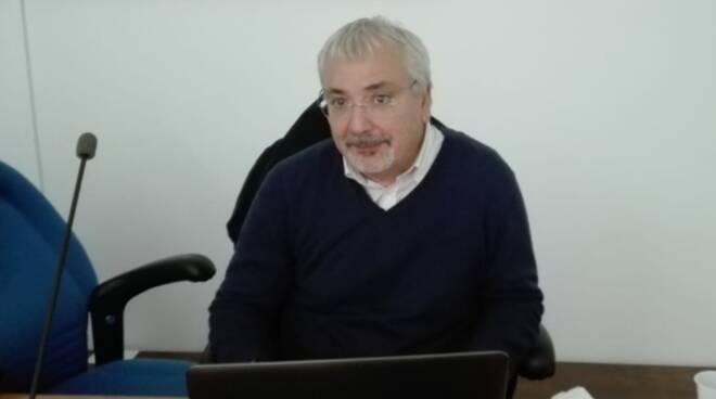 Giorgio Briganti, direttore area dipartimentale di sanità pubblica veterinaria e sicurezza alimentare