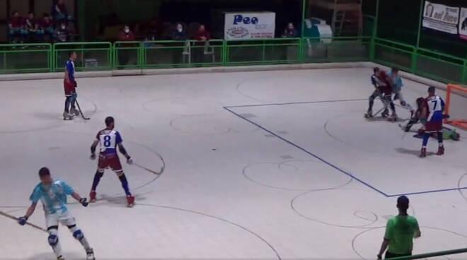 Hc Castiglione vs Camaiore