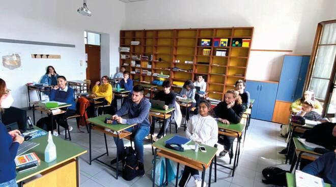 Liceo Chelli - Madonna delle Grazie - Orientamento
