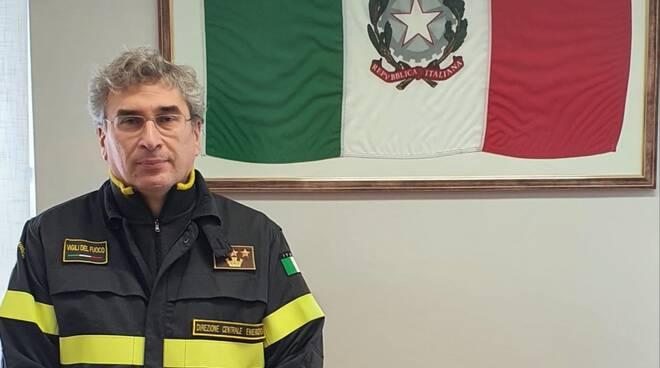 Pietro Vincenzo Raschillà vvf