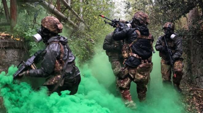 "Savoia cavalleria esercitazione ""Steel Dagger 2020"""