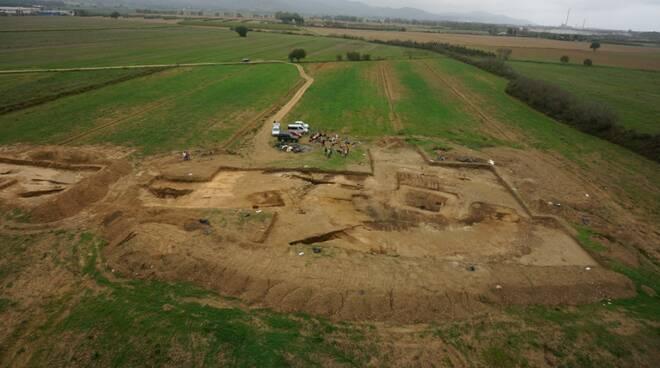 scavi di Vetricella