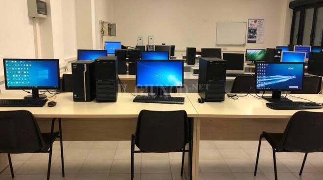 aula informatica Scuola (alunni, classi, progetti)