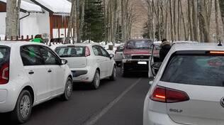 amiata auto bloccate 17 gennaio 2021
