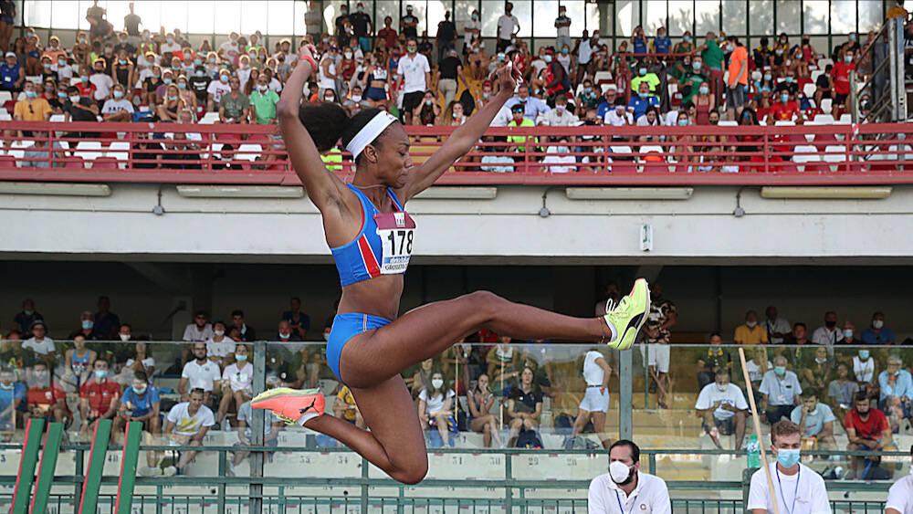 Campionati atletica - Larissa Iapichino