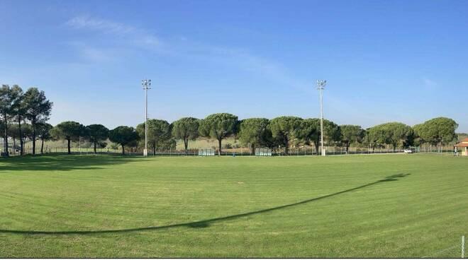 campo sportivo magliano