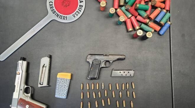 cc pistola