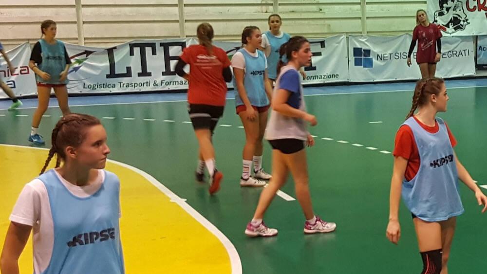 Grosseto handball Serie A2 - 2021